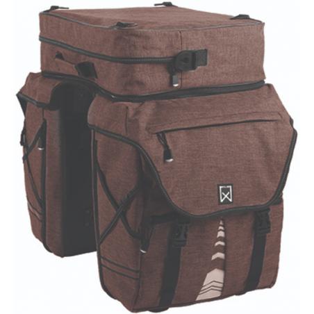 Bagagetas XL 1200 -Zwart