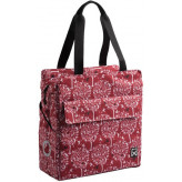 Fantasy Trees Shopper 17L - Rood/Zwart