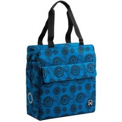 Vortex Shopper 17L - Blauw/Zwart