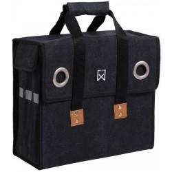 Canvas Shopper - Zwart
